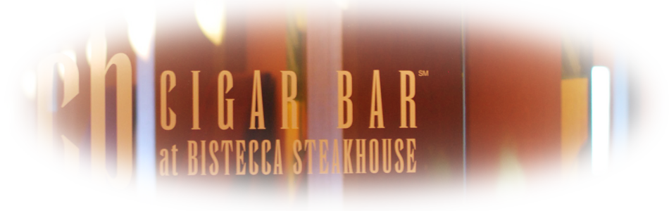 Cigar Bar Door